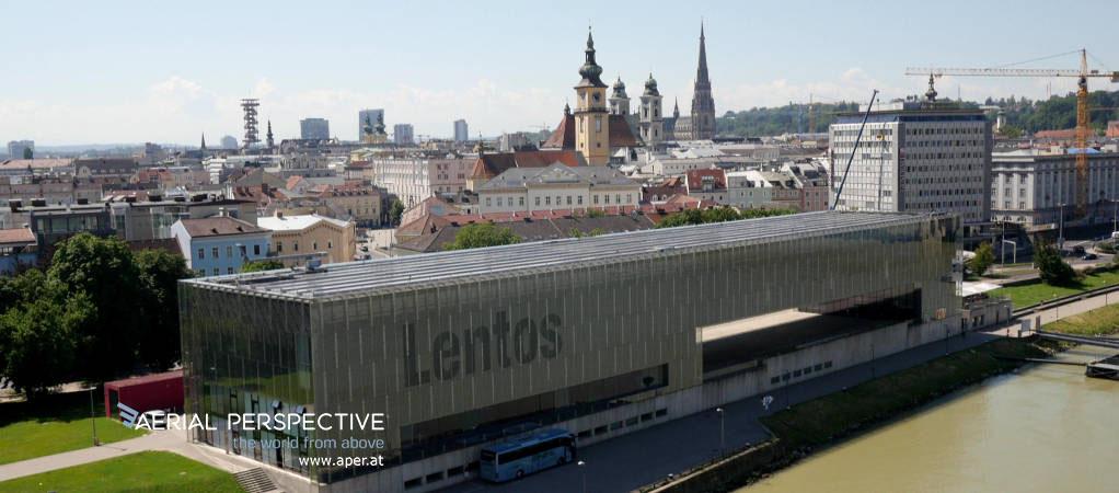 Drohne über Linz gesichtet