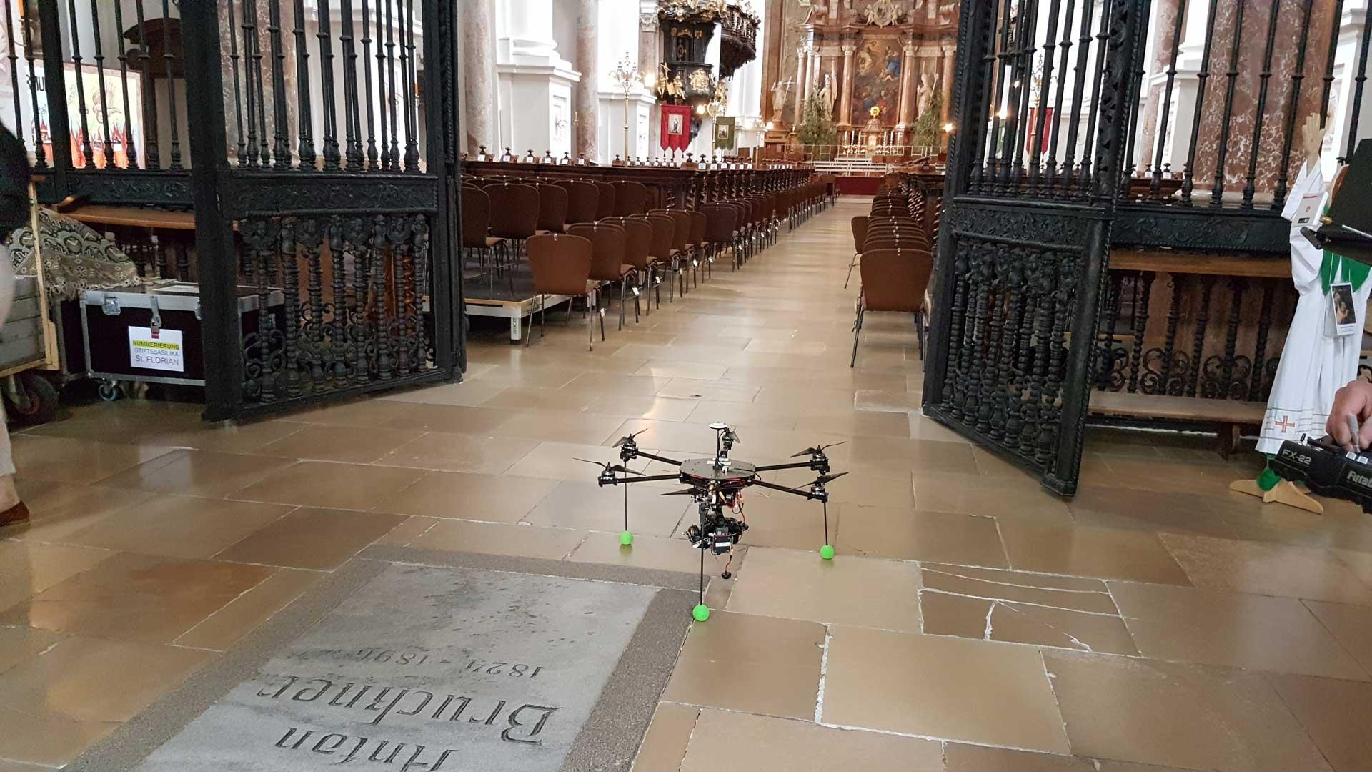 Drohne im Stift